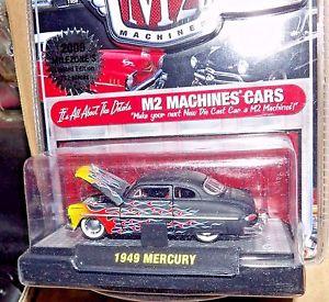 【送料無料】模型車 モデルカー スポーツカー マシンチックマーキュリーマイルゾーン31500 m2 machines auto thentics 1949 mercury 164 2009 milezones limited 732