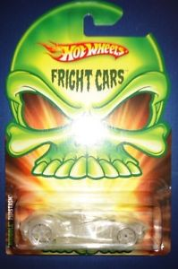 【送料無料】模型車 モデルカー スポーツカー ホットホイールハロウィーンハード2009 hot wheels halloween fright cars invisible phastasm very hard to find