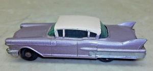 【送料無料】模型車 モデルカー スポーツカー ビンテージマッチキャデラックスペシャルnice vintage matchbox lesney cadillac sixty special 27 164