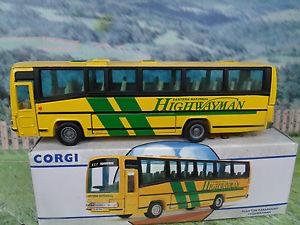 【送料無料】模型車 モデルカー スポーツカー コーギークラシックバス150 corgi classics 91917 plaxton paramount bus