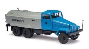 トミカチョウ 【送料無料】模型車 モデルカー スポーツカー ブッシュタンカーbusch 51551 187 h0 ifa g5 tankwagen trinkwasser neu, ビッグウッド a62f7921