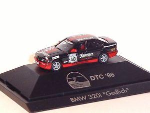 car rare herpa 320i model 40 スポーツカー dtc #プログラマブルモデルカー187 pc collectable モデルカー 1996 【送料無料】模型車 mgedlich bmw box
