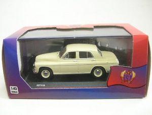 【送料無料】模型車 モデルカー スポーツカー ベージュwarszawa 203 beige 1964