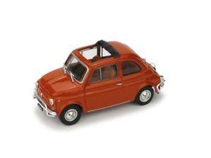 【送料無料】模型車 モデルカー スポーツカー フィアットロッソモデルハムfiat 500 l 196872 aperta rosso corallo scuro 143 model r46402 brumm, 京都のちょっとセレブなお店R店:2fccfcba --- ma-broker.jp