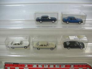 【送料無料】模型車 モデルカー スポーツカー #メルセデスベンツトップl600,5 5x wiking h0, mercedesbenz mb, 500 se, 153 260 e, top2xovp