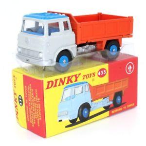 【送料無料】模型車 モデルカー スポーツカー アトラスアトラストラックヒントatlas dinky toysatlas dinky toys, 435, camionbenne basculante bedford tk tip