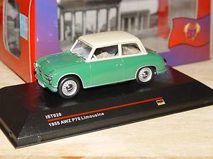 【送料無料】模型車 モデルカー スポーツカー セダンモデルneues angebotawz p70 limousine 1955 143 ist models