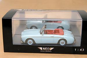 【送料無料】模型車 モデルカー スポーツカー ボルボスポーツネオ143 volvo モデルカー p1900 sport 1956 neo スポーツカー neo, PCボンバー:479684da --- coamelilla.com