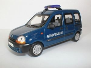 【送料無料】模型車 モデルカー スポーツカー ルノーカングーrenault kangoo 19 dti gendarmerie norev