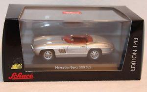 【送料無料】模型車 モデルカー スポーツカー モデルメルセデスベンツシルバーオリジナルボックスschuco 143 metallmodell 450247500 mercedes benz 300 sls silber neu in ovp