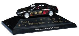 【送料無料】模型車 モデルカー スポーツカー クラスクリスマスherpa 101905 pkw mb sklasse herpa weihnachten 2013 187 neu ovp