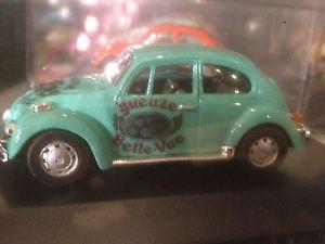 【送料無料】模型車 モデルカー スポーツカー vw volkswagen beetle cox kever kfer coccinelle beer bier gueuze bellevue 143