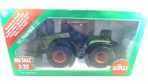 【送料無料】模型車 モデルカー スポーツカー トターsiku 3271 claas xerion 5000 traktor *vi50842