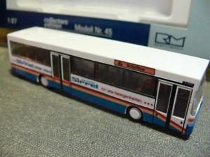 【送料無料】模型車 モデルカー スポーツカー バス187 rietze mb o 405 autobus sippel hofheim 71815