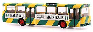 【送料無料】模型車 モデルカー スポーツカー メルセデスベンツバスmercedesbenz o 305 regionalverkehr kln gmbh rvk marktkauf stadtbus 187 riet