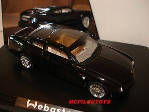 【送料無料】模型車 モデルカー スポーツカー ベバストコンセプトカーnorev concept car webasto welcome 2 au 143