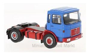 【送料無料】模型車 モデルカー スポーツカー ネットワークtr011 ixo man 16320 blaurot 143