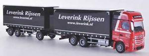 【送料無料】模型車 モデルカー スポーツカー メルセデスベンツアクトロスレベルスケートリンクawm 866601 mercedes benz actros'11 leverink nl 187