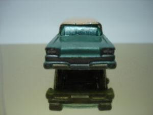 【送料無料】模型車 モデルカー スポーツカー マッチモコアメリカフォードステーションワゴンmatchbox 175 moko lesney nr 31 b american ford station wagon 1960 69mm silberp