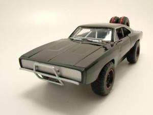 【送料無料】模型車 モデルカー スポーツカー ロードモデルカーdodge charger rt 1970 road dom fast amp; furious 7, modellauto 124 jada