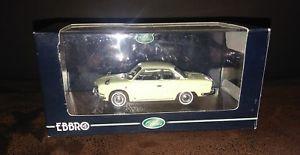 【送料無料】模型車 モデルカー スポーツカー コンテッサクーペebbro 143 hino contessa 1300 coup 1964  neuve en bote