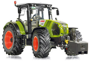 【送料無料】模型車 モデルカー スポーツカー アリオントターwiking 077324 traktor claas arion 640 132 neu