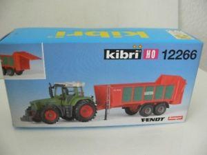【送料無料】模型車 モデルカー スポーツカー ケンパー187 kibri 12266 fendt vario 926 m kemper unitrans