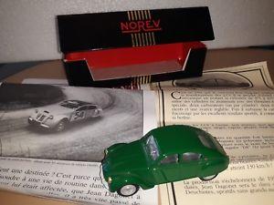 【送料無料】模型車 モデルカー スポーツカー シトロエンヌフミントボックスシリーズligne noire norev citroen 2cv dagonet 1956 neuf boite mint box 1990 srie limite