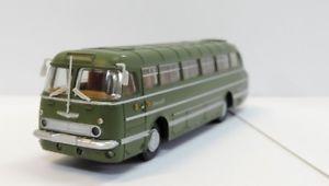 【送料無料】模型車 モデルカー スポーツカー イカロスバスbrekina 59453 ikarus 55 bus nva