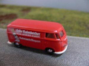 【送料無料】模型車 モデルカー スポーツカー #ボックス187 brekina 0148 vw t1 a kulmbacher kasten