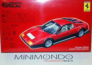 【送料無料】模型車 モデルカー スポーツカー キットフェラーリkit ferrari 512bb 124 fujimi 12632 126326 rs108 512 bb