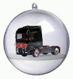 【送料無料】模型車 モデルカー スポーツカー クリスマスボールメルセデスベンツアクトロスherpa 146579 weihnachtskugel mercedesbenz actros lh