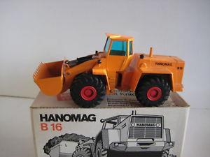 【送料無料】模型車 モデルカー スポーツカー ホイールローダーオレンジカーソルhanomag b 16 radlader 5695 orange cursor 150 ovp