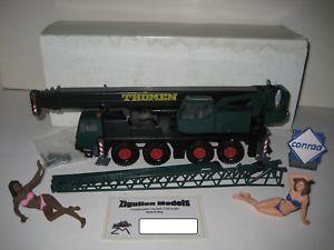 【送料無料】模型車 モデルカー スポーツカー クレーンバージョンコンラッドliebherr ltm 10901 autokran thmen 1version 20878a conrad 150 ovp