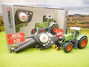 【送料無料】模型車 モデルカー スポーツカー トターコントロールセットsiku radio control fendt 939 tractor set 132 6880