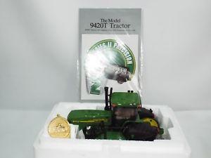 【送料無料】模型車 モデルカー スポーツカー スケールジョンディアトターertl no 15286 2 precision 132 scale john deere 9420t tractor