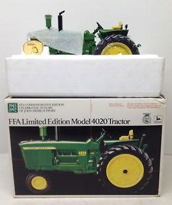 【送料無料】模型車 モデルカー スポーツカー ジョンディアトターハード116 john deere 4020 precision tractor ffa limited edition nib ertl hard to find