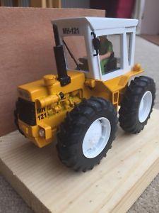 【送料無料】模型車 モデルカー スポーツカー シリーズスケールモデルファームホワイトホイールmh 121 series iii 3 tractor 132 scale conversion farm model white wheels