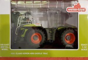 【送料無料】模型車 モデルカー スポーツカー サドルライセンスモデルclaas xerion 4000 saddle trac lizenziertes modell weise toys