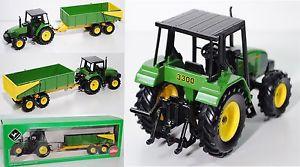 【送料無料】模型車 モデルカー スポーツカー ファーマージョンディアモデルsiku farmer 2867 john deere mit wannenkipper 132 sondermodell agritechnica