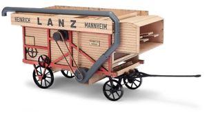 【送料無料】模型車 モデルカー スポーツカー ブッシュファイルbusch 60120 132 dreschmaschine lanz neu