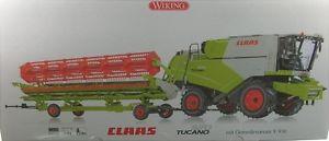 【送料無料】模型車 モデルカー スポーツカー claas tucano 570 mhdrescher mit getreidevorsatz v 930 combine with grain mower