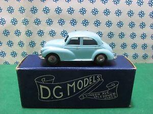 【送料無料】模型車 モデルカー スポーツカー ビンテージモデルモーリスミニvintage 143  d g models  morris mini 1000   mib