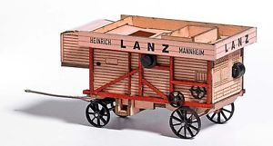 【送料無料】模型車 モデルカー スポーツカー ファイル#busch 59902 dreschmaschine lanz h0 neu ovp