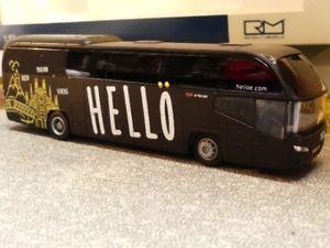 【送料無料】模型車 モデルカー スポーツカー 187 rietze neoplan cityliner hello bb 67129