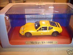 【送料無料】模型車 モデルカー スポーツカー スライドアトラススポーツカーmelkus rs 1000 143 atlas ddr sportwagen neu in folie