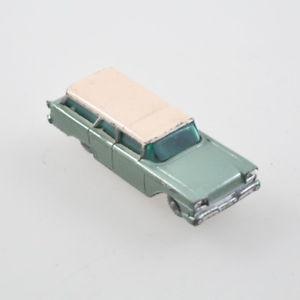 【送料無料】模型車 モデルカー スポーツカー マッチアメリカフォードステーションワゴンmatchbox lesney 31 american ford station wagon
