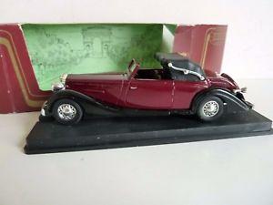 【送料無料】模型車 モデルカー スポーツカー エリーゼカブリオレボックスelysee 514 delage cabriolet hylord 1938 143 tbe nm boite box
