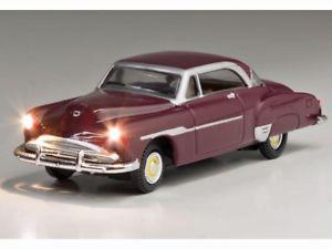 【送料無料】模型車 モデルカー スポーツカー ライトアップダウンタウンプラグインシステムwoodland wjp5601 h0 pkw downtown drive beleuchtet just plug lighting system