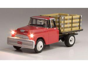 【送料無料】模型車 モデルカー スポーツカー ウッドランドピックアップトラックプラグインシステム